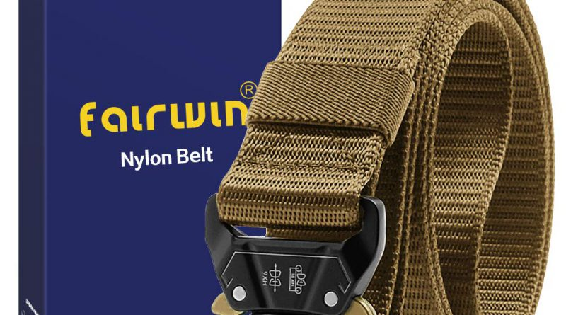 fairwin tactical belt
