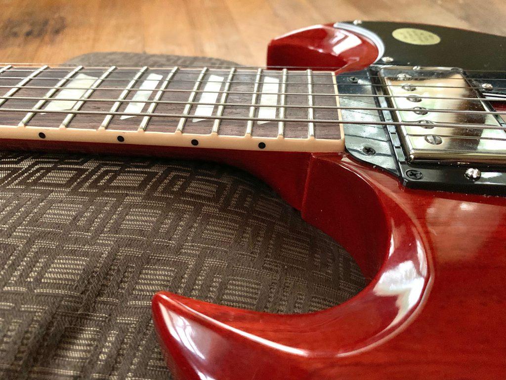 Gibson-SG-Neck