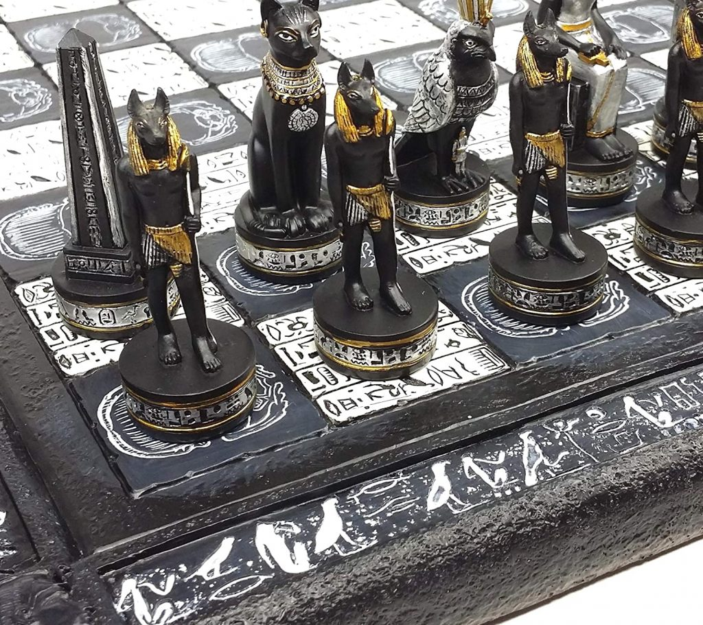 egyptian-chess-set