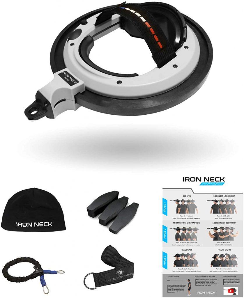 iron-neck-training-device